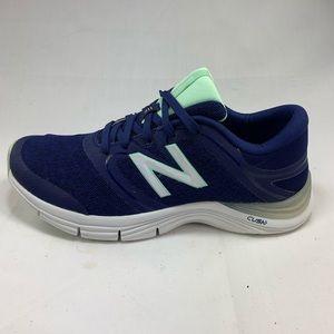 New Balance 711 - Blue & White - Sz 8